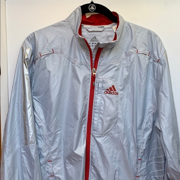 adidas Other - Unisex adidas Nylon Windbreaker  M